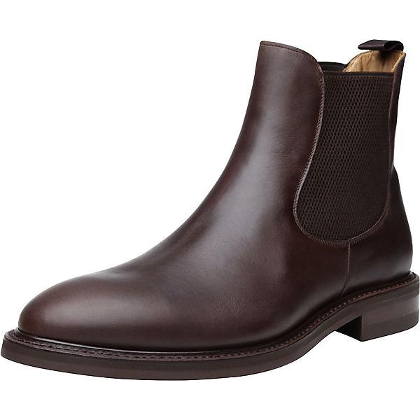 SHOEPASSION, dunkelbraun No. 647 Chelsea Boots, dunkelbraun SHOEPASSION,   3588d0