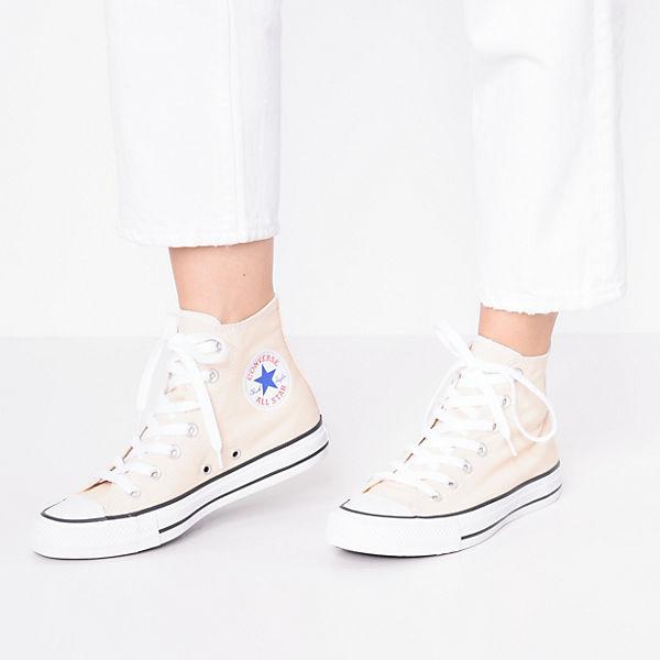 CONVERSE Chuck Taylor All Star High Sneakers High beige  Gute Qualität beliebte Schuhe