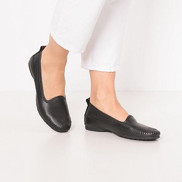 FILIPE Klassische FILIPE Ballerinas schwarz NOBEL NOBEL RpdtRx