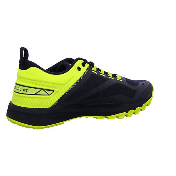 gelb ASICS Trailrunningschuhe schwarz 9097 T826N Gecko XT xpqwYpSg