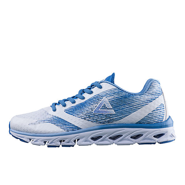 PEAK, Laufschuhe Flyii III Laufschuhe, blau/weiß  Gute Qualität beliebte Schuhe