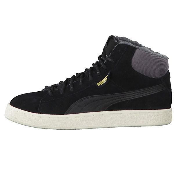 High schwarz 1948 Corduroy 01 363705 PUMA Mid Sneakers 6q0UUYw