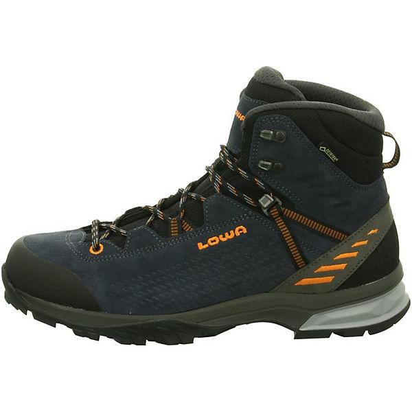 LOWA, Arco GTX MID 210716-6910 Trekkingschuhe, blau/orange  Gute Qualität beliebte Schuhe