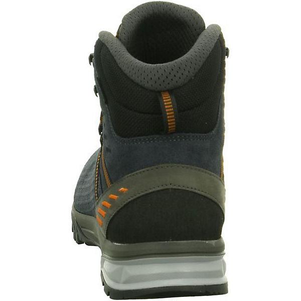 LOWA Arco GTX MID 210716-6910 Qualität Trekkingschuhe blau/orange  Gute Qualität 210716-6910 beliebte Schuhe bd5c33