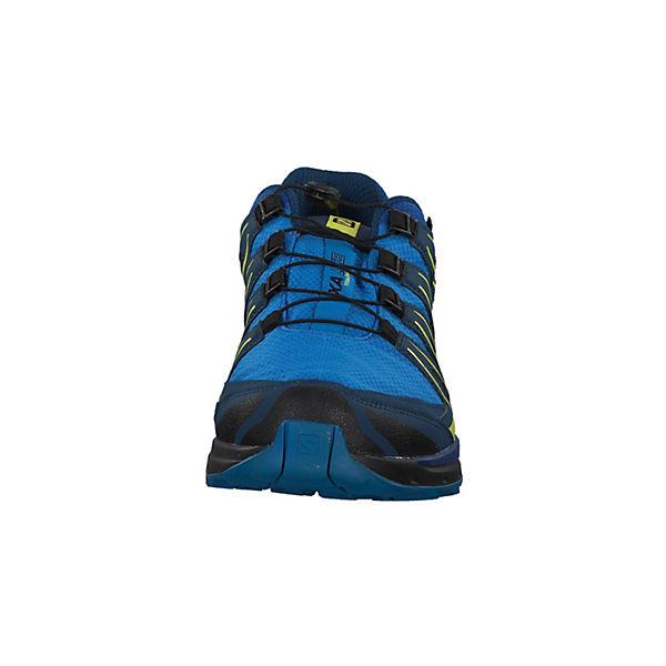 Trailrunningschuhe GTX grün blau 393312 Salomon Lite XA 8nqIAxTv