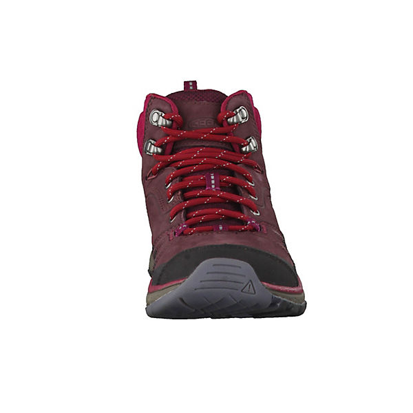 KEEN, 1017752 Terradora Leather Mid Waterproof 1017752 KEEN, Wanderschuhe, dunkelrot   e77be8