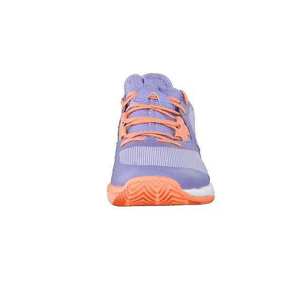 Performance adidas bounce defiant adizero flieder CM7744 Tennisschuhe RPgvZqUwxg