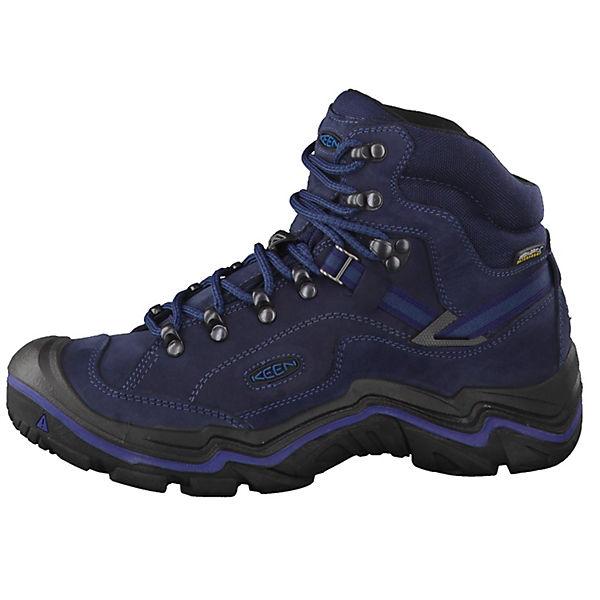 Wateproof KEEN Wanderschuhe Mid dunkelblau Boot 1017003 Galleo SpExwf