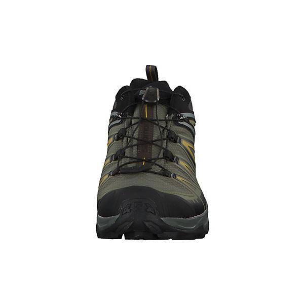 Salomon, 398668 X ULTRA 3 GTX 398668 Salomon, Wanderschuhe, khaki  Gute Qualität beliebte Schuhe a09271