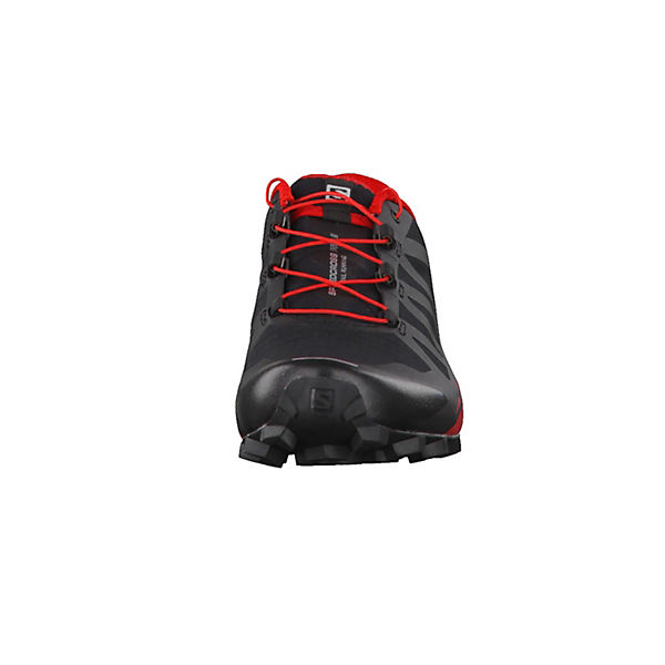 Pro 2 Salomon schwarz Speedcross rot Trailrunningschuhe 398429 HEp5qr5nw