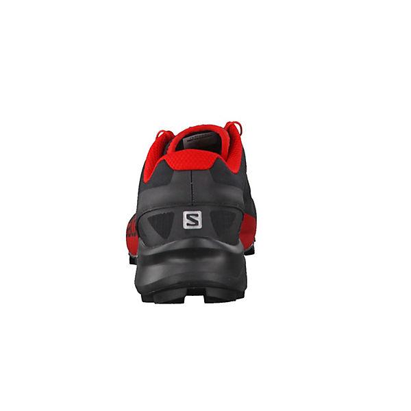 Pro schwarz 398429 2 Salomon Trailrunningschuhe Speedcross rot X15qwqaxt