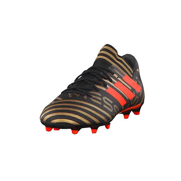 schwarz adidas rot NEMEZIZ Performance Fußballschuhe 1wqwvSBnH