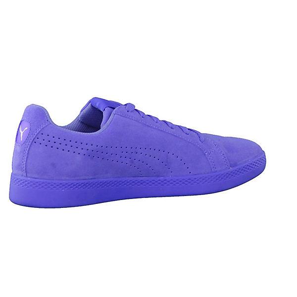 PUMA, Smash Perf SD  364891-01 Sneakers Low, blau/lila  SD  7c6b22