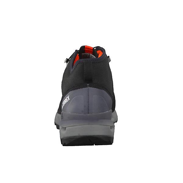 Fast adidas GTX Mid Trekkingschuhe grau Performance schwarz Surround Terrex FfTpEWT