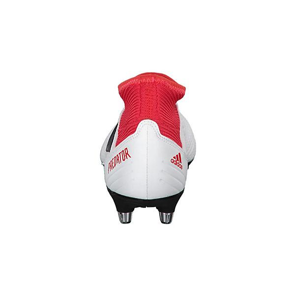 weiß 3 Performance Predator 18 Fußballschuhe SG adidas kombi PqfZBWf
