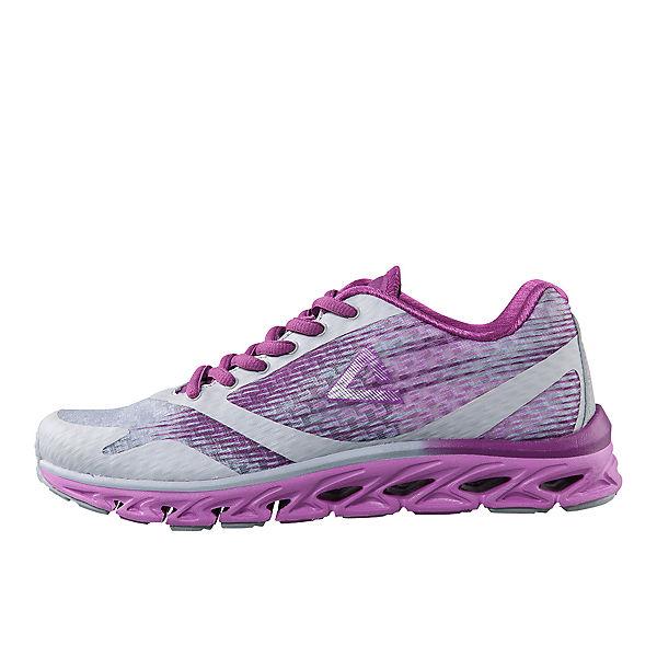 PEAK Flyii III Laufschuhe grau/lila  Gute Qualität beliebte Schuhe