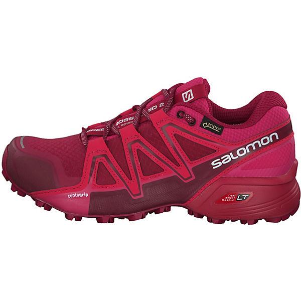 Salomon, 398475 Trailrunningschuhe, rot-kombi Schuhe  Gute Qualität beliebte Schuhe rot-kombi c56ccc