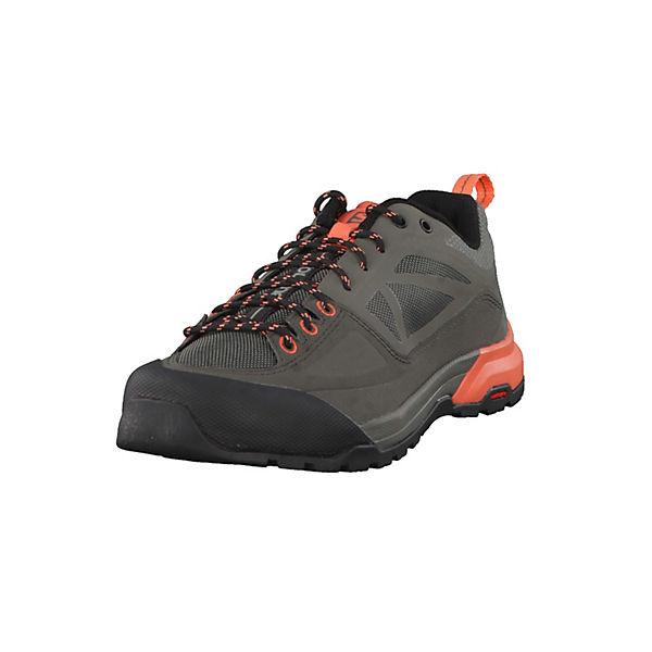Trailrunningschuhe Salomon SPRY X orange grau 398601 ALP Zpn4xfWp