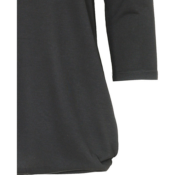 3 Shirt Arm Q schwarz 4 S UwCqT