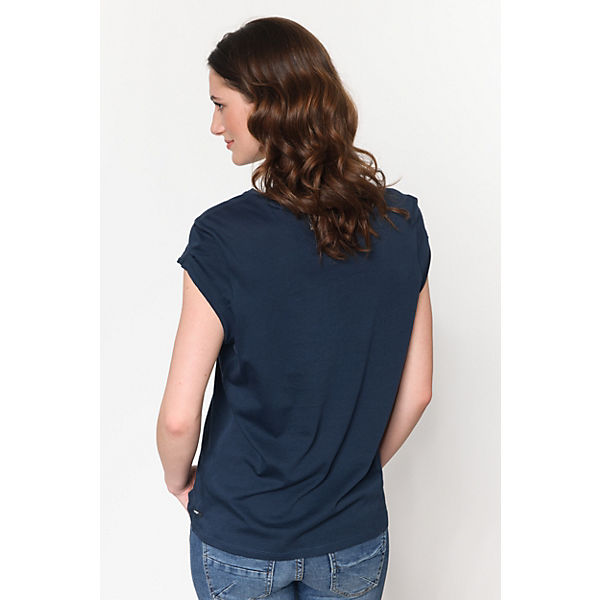 T blau Denim Marc O'Polo Shirt aqwT0