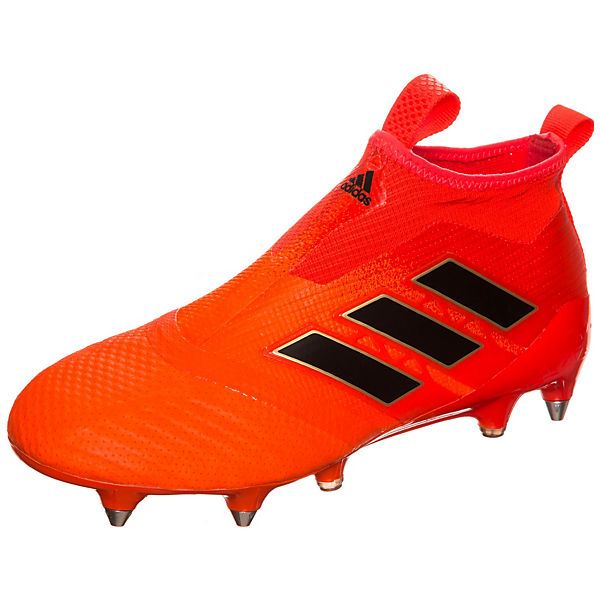Fußballschuhe Performance schwarz ACE orange adidas Purecontrol 17 SG nqX6PSR