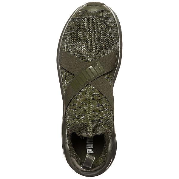 Sneakers grün Low Fierce PUMA evoKnit Xfq88O