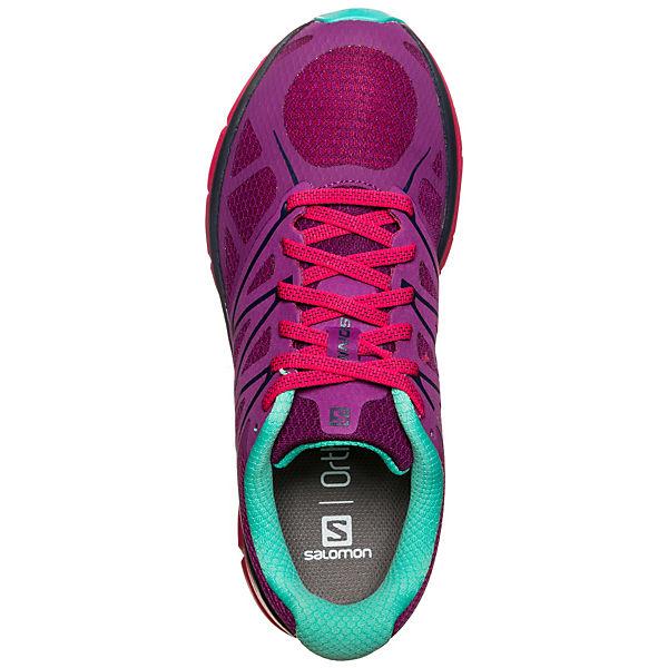 Salomon, Sonic   Laufschuhe, beliebte rosa/rot  Gute Qualität beliebte Laufschuhe, Schuhe d9ed47