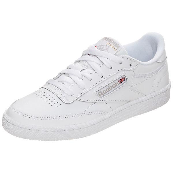 Sneakers weiß 85 Reebok CLUB Low grau Classic C U8cIqPY