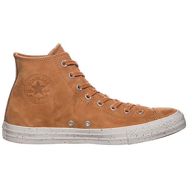 CONVERSE, Chuck Taylor All Star    Sneakers High, braun    24ab8f