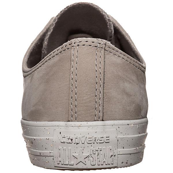 CONVERSE, Sneakers Chuck Taylor All Star OX  Sneakers CONVERSE, Low, grau/braun   d815bb