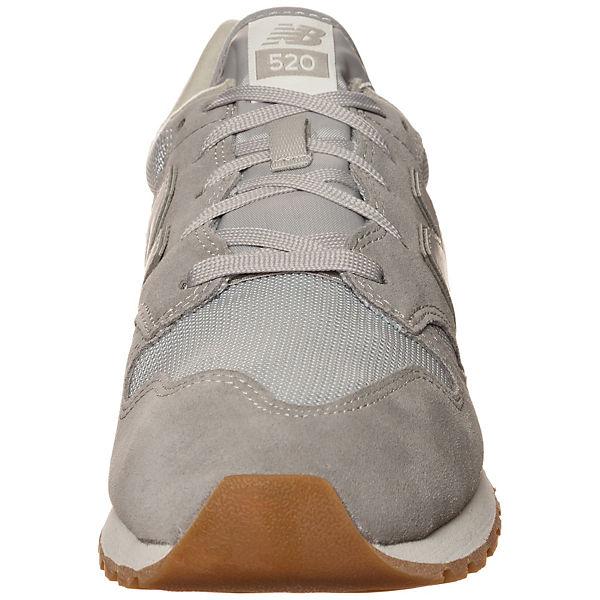 new balance, U520 Qualität Sneakers Low, grau  Gute Qualität U520 beliebte Schuhe 59f2f6
