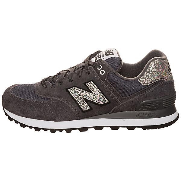 new  balance, WL574-CID-B  Sneakers Low, dunkelgrau  new Gute Qualität beliebte Schuhe 8f865f