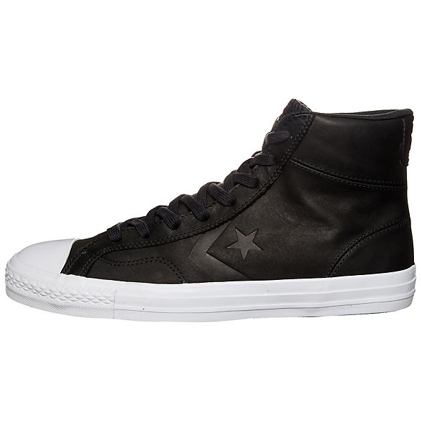 weiß Sneakers High schwarz Player Star CONVERSE 8Xq64