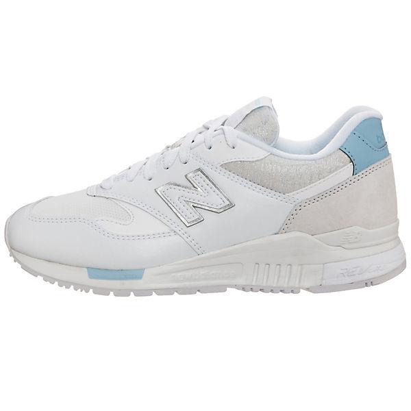 new new new balance, WL840 Sneakers Low, weiß  Gute Qualität beliebte Schuhe 36f40d