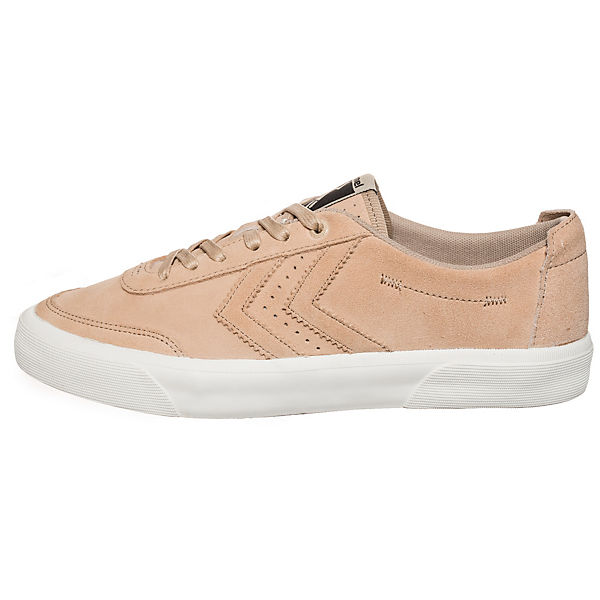hummel, Sneakers Stockholm Suede   Sneakers hummel, Low, beige  Gute Qualität beliebte Schuhe 13a9c7