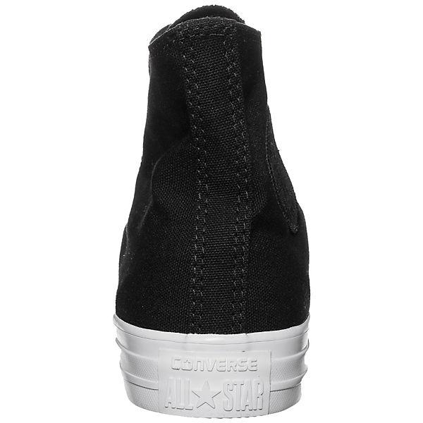 CONVERSE, Chuck Taylor All Star   Sneakers High, schwarz/weiß