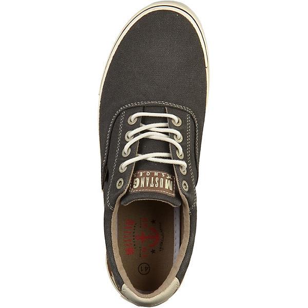 MUSTANG MUSTANG Low schwarz Sneakers schwarz Sneakers MUSTANG Low MUSTANG Sneakers schwarz Low Sneakers 0IpBqR