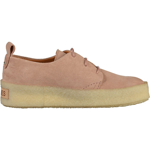 Shabbies rosa Shabbies Amsterdam Low Sneakers Amsterdam Low Shabbies Sneakers rosa HpHanrPZq