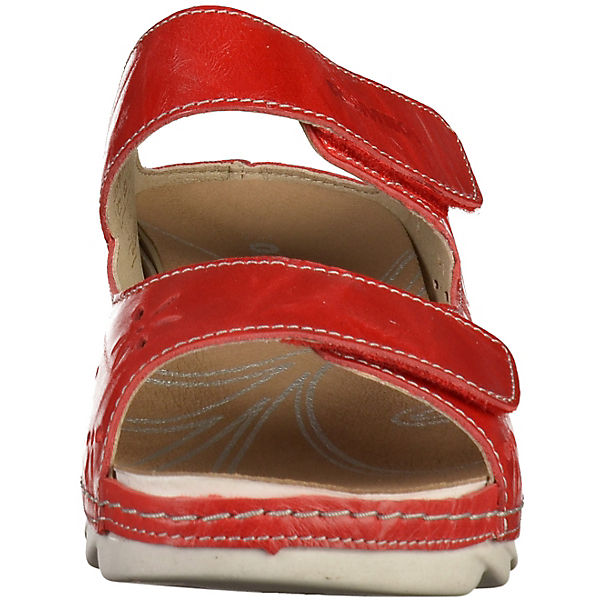 ROMIKA, Pantoletten, rot Schuhe  Gute Qualität beliebte Schuhe rot 019d04