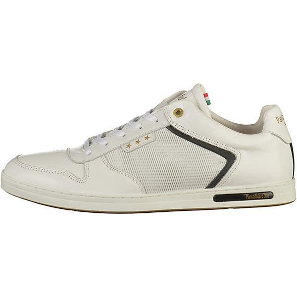 d'Oro Low weiß Sneakers Pantofola Pantofola d'Oro Sneakers tXvWw7