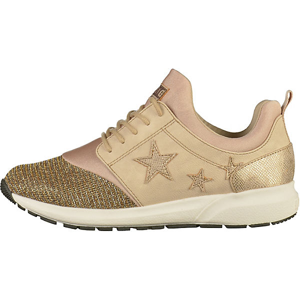 MUSTANG Sneakers Sneakers Low beige beige Sneakers MUSTANG MUSTANG beige beige Low Low Sneakers MUSTANG Low xqCFTgnPw