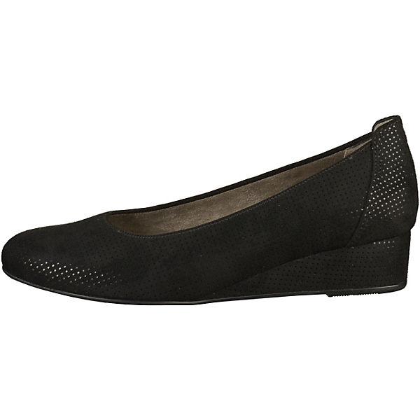 JENNY, Qualität Keilpumps, schwarz  Gute Qualität JENNY, beliebte Schuhe bd12f9