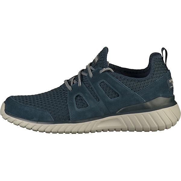SKECHERS, Sneakers Low, dunkelblau