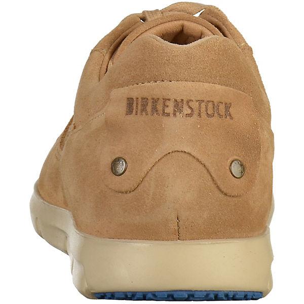 BIRKENSTOCK Cincinnati Sneakers Low beige  Gute Qualität beliebte Schuhe