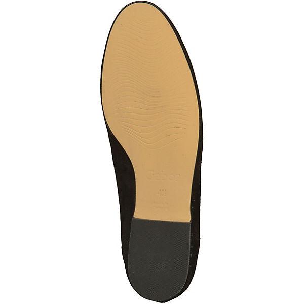 Gabor Loafers schwarz Qualität  Gute Qualität schwarz beliebte Schuhe 29949c