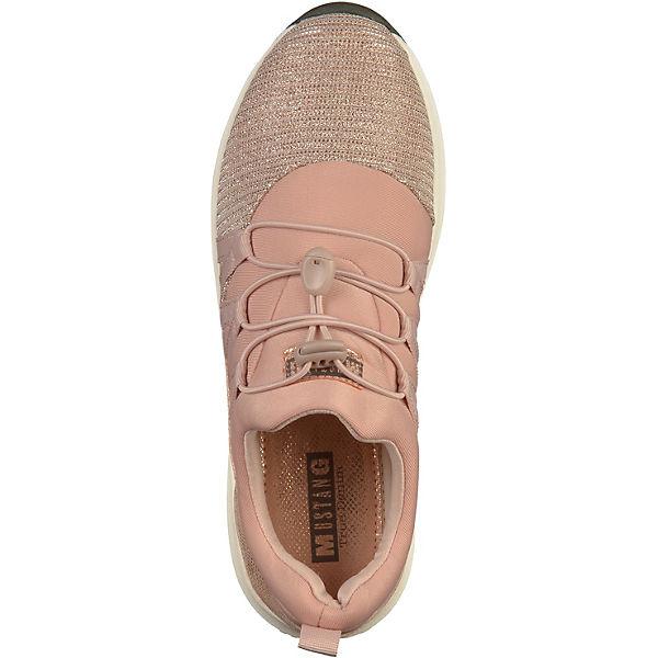 MUSTANG Low MUSTANG MUSTANG Low rosa Sneakers Low Sneakers rosa Sneakers CCfBwqSZ