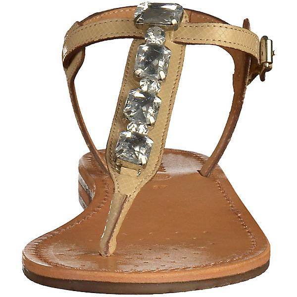 GEOX Steg GEOX T Sandaletten creme T rqHr1w7