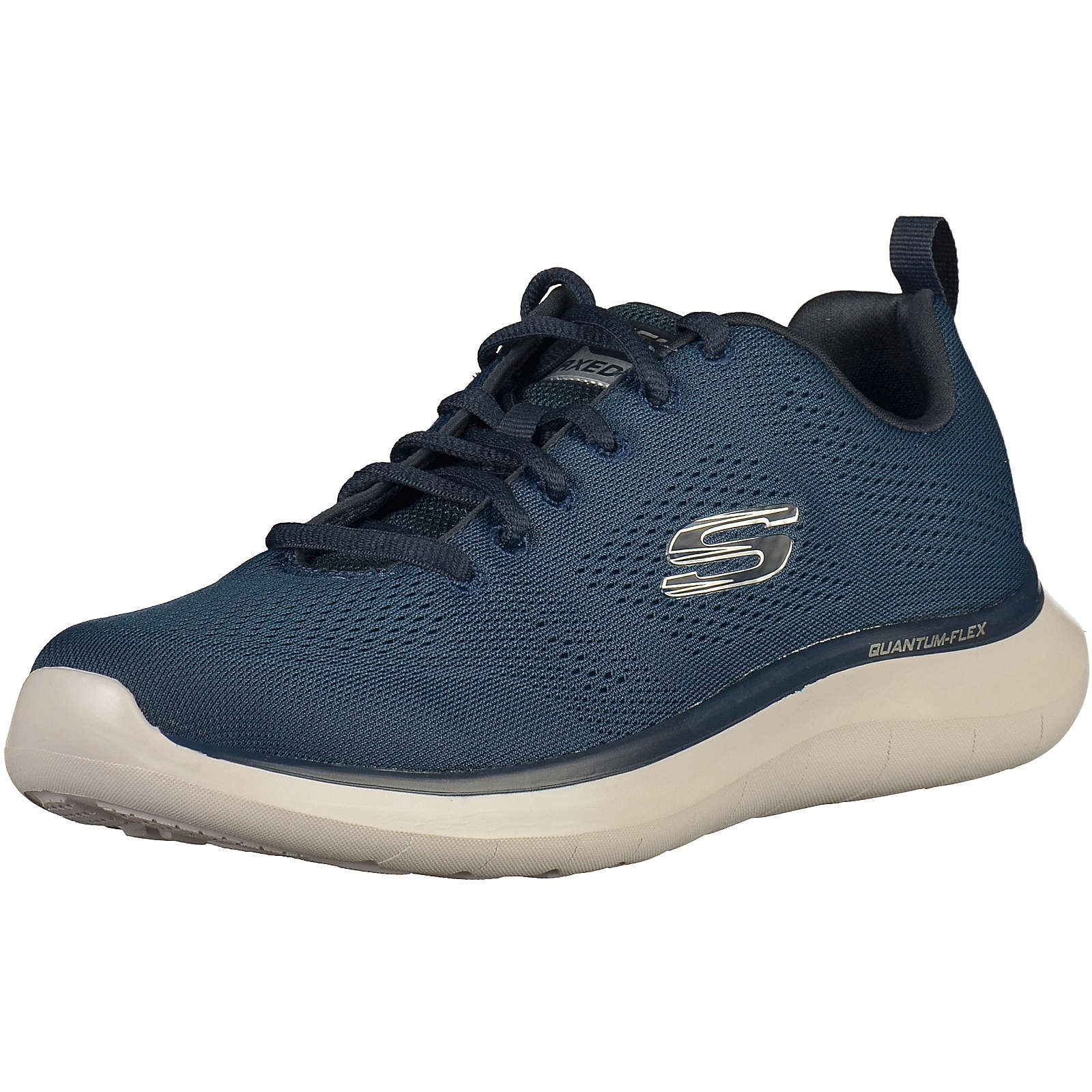 SKECHERS Sneakers Low dunkelblau Herren Gr. 41