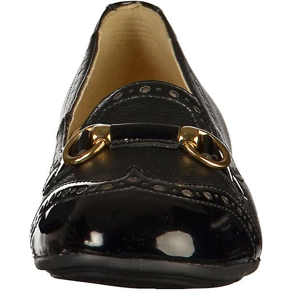 GEOX, Klassische Slipper, beliebte schwarz  Gute Qualität beliebte Slipper, Schuhe 22d0f4