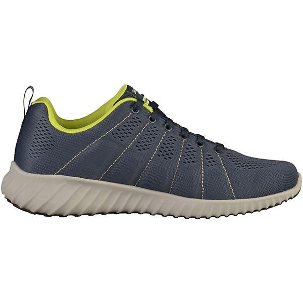 SKECHERS, Sneakers Sneakers SKECHERS, Low, dunkelblau   a70ba6